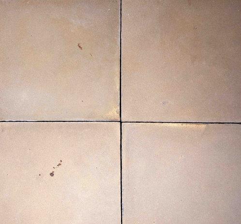 Cementine quadrate tinta unita BEI20