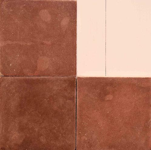 Cementine quadrate tinta unita RO20