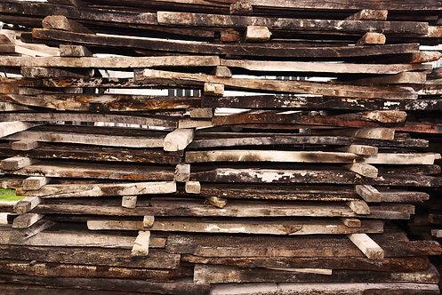 Travetti antichi in quercia QU300
