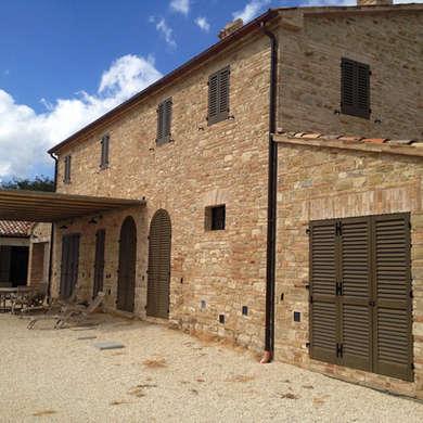 Ristrutturazione villa privata