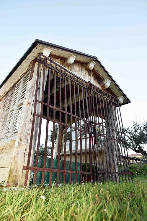 Cancello in ferro FER032
