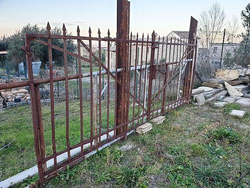 Cancello  in ferro FER503
