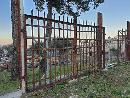 Cancello  in ferro FER505