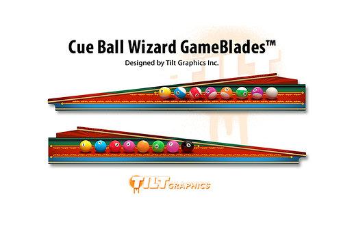 Cue Ball Wizard: GameBlades™