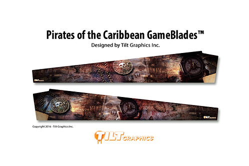 Pirates of the Caribbean GameBlades™