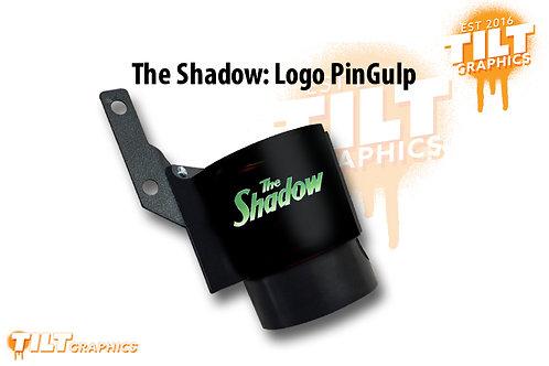 The Shadow Logo PinGulp Beverage Caddy