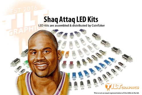 Shaq Attaq LED Kits