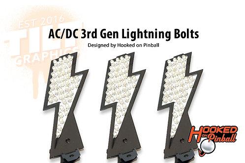 AC/DC 3rd Gen Lightning Bolts
