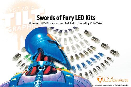Swords of Fury LED Kits