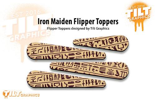 Iron Maiden: Hieroglyphs Flipper Toppers