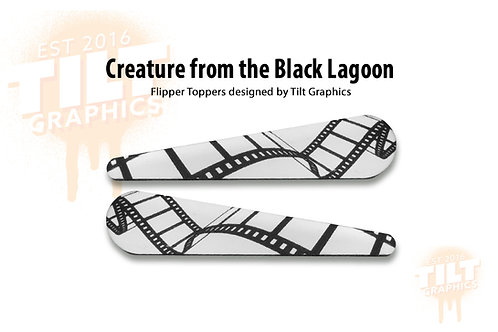 Creature from the Black Lagoon: Movie Flipper Toppers