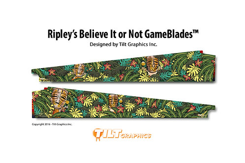 Ripley's Believe It or Not GameBlades™