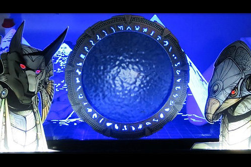 Stargate Pinball Topper