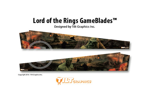 Lord of the Rings; Middle Earth GameBlades™