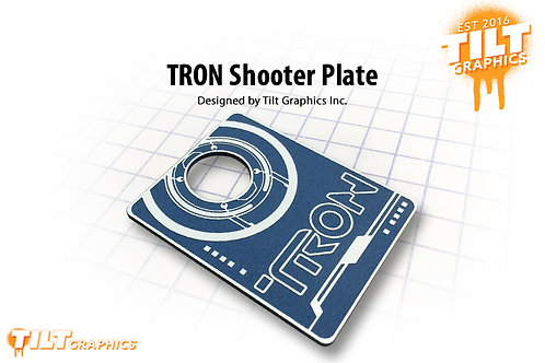 TRON Shooter Plate