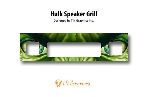 Hulk Speaker Speaker Grill