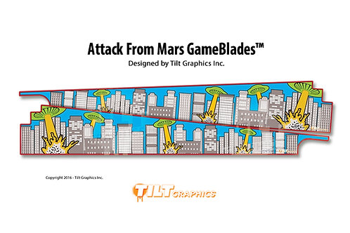 Attack from Mars: Classic GameBlades™