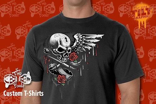 Skull & Wing T-Shirt