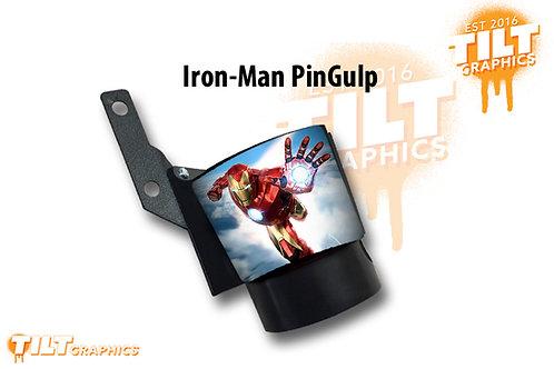 Iron Man: Charge PinGulp Beverage Caddy