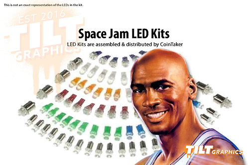 Space Jam LED Kits