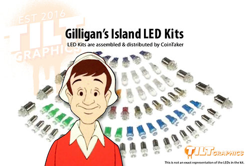 Gilligan's Island LED Kits