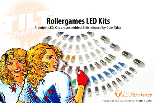 Rollergames LED Kits