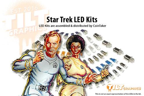 Star Trek (Bally) LED Kits