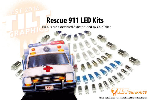 Rescue 911 LED Kits