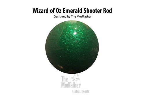 Wizard of Oz Custom Emerald Shooter Rod