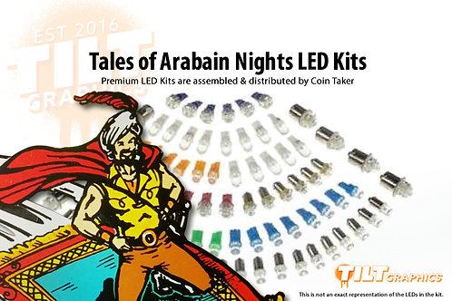 Tales of Arabian Nights LED Kits