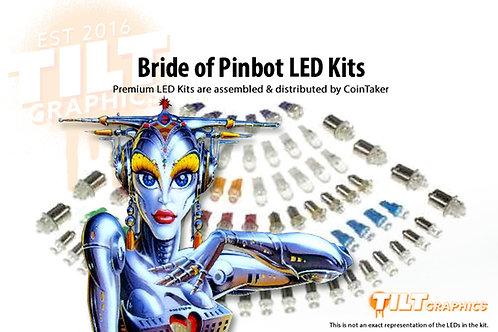 Bride of Pinbot LED Kits