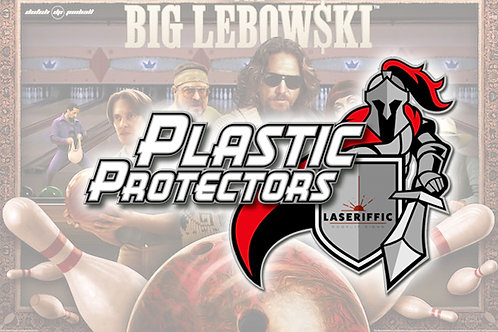 The Big Lebowski Plastic Protectors