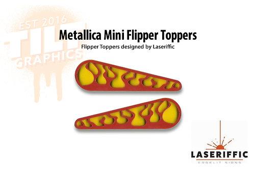 AC/DC Mini Flipper Toppers