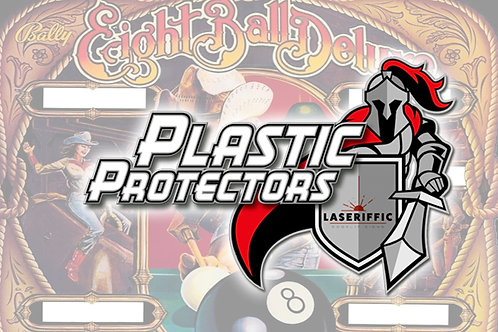 Eight Ball Deluxe Plastic Protector Set