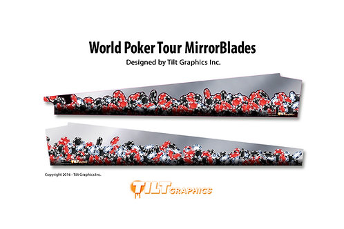 World Poker Tour MirrorBlades