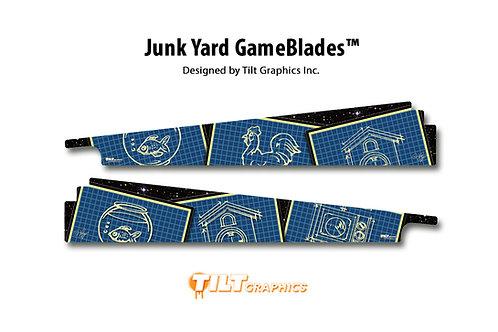 Junk Yard GameBlades™
