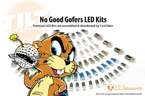 No Good Gofers LED Kits
