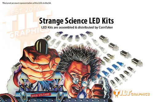 Strange Science LED Kits
