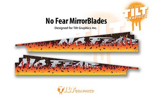 No Fear MirrorBlades™