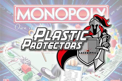 Monopoly Plastic Protector Set