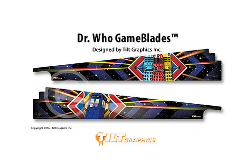 Dr. Who GameBlades™