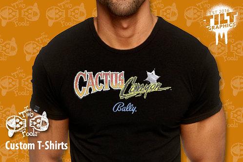 Cactus Canyon T-Shirt