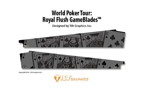 World Poker Tour: Royal Flush GameBlades™