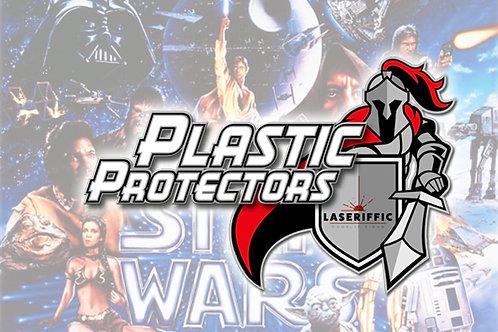 Star Wars: Data East Plastic Protector Set
