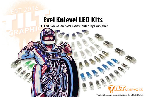 Evel Knievel LED Kits
