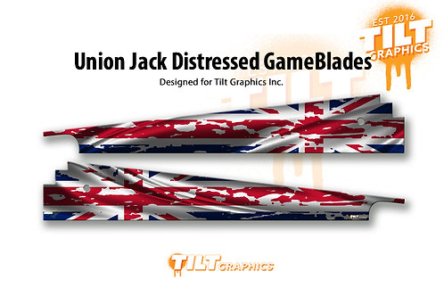 The Who Tommy: Union Jack Distressed GameBlades™