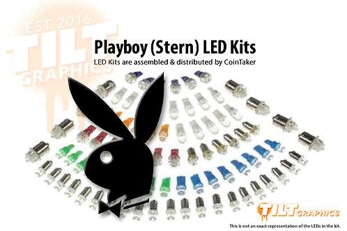 Playboy (Stern) LED Kits