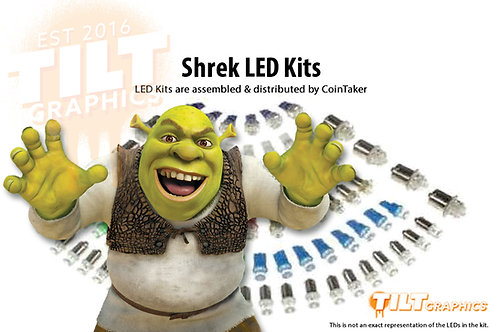 Shrek LED Kits