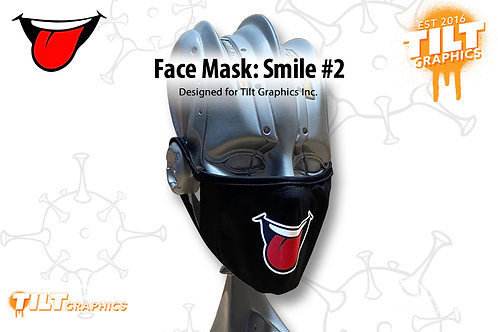 Face Mask: Smile 2