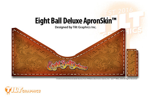 Eight Ball Deluxe Magnetic ApronSkin™
